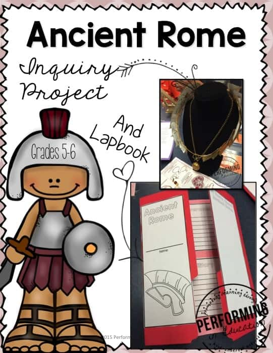 Ancient Rome PBL