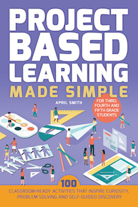 Screenshot of the cover of the book Project-Based Learning Made Simple