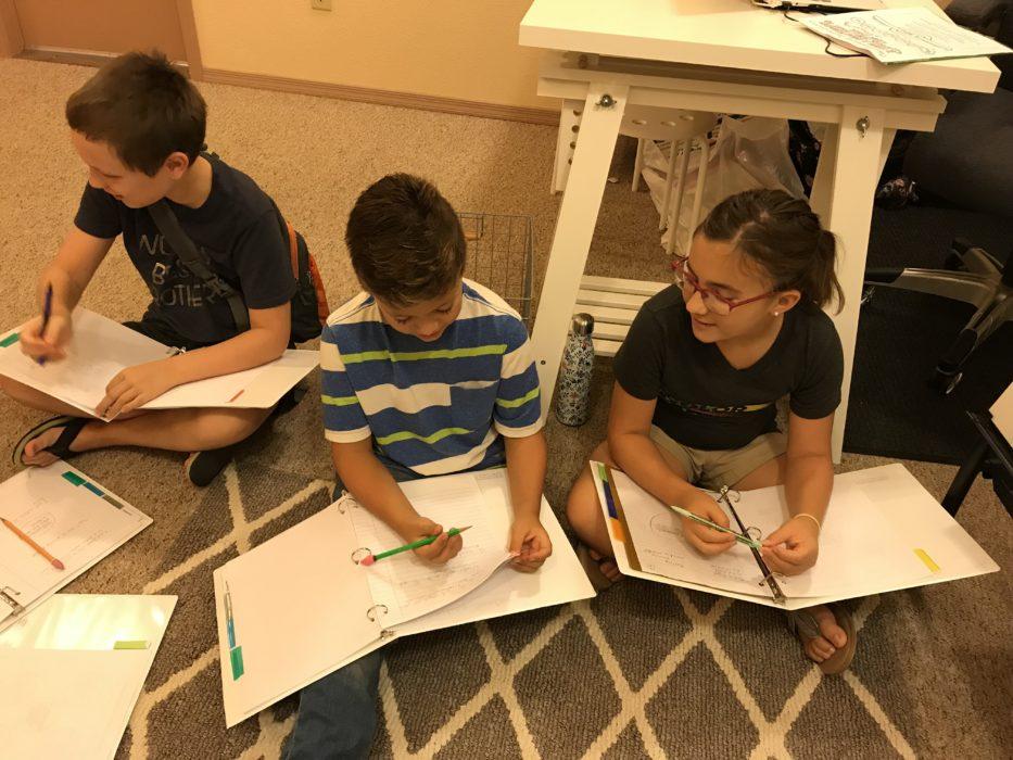 Organizing Writing | Writing Binders 4th and 5th Grade